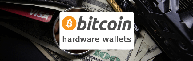 De 3 bedste Bitcoin Hardware Wallets (2019)
